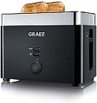 Graef Grille-pain 2 tranches TO 62